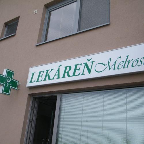Lekáreň Melrosse