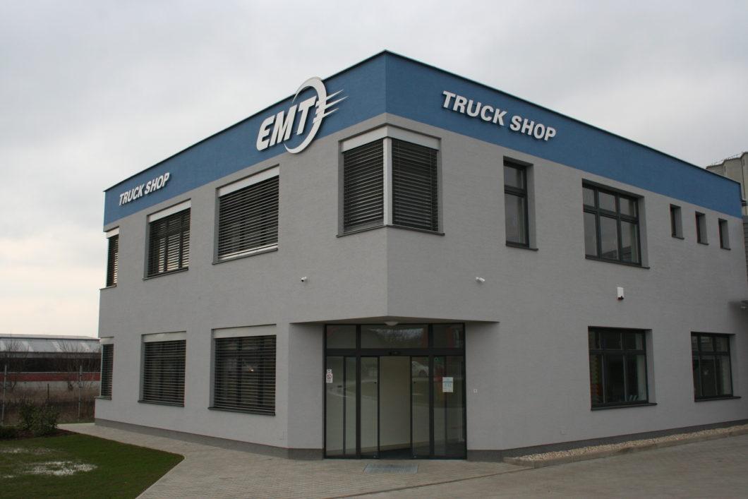 EMT Truck Shop