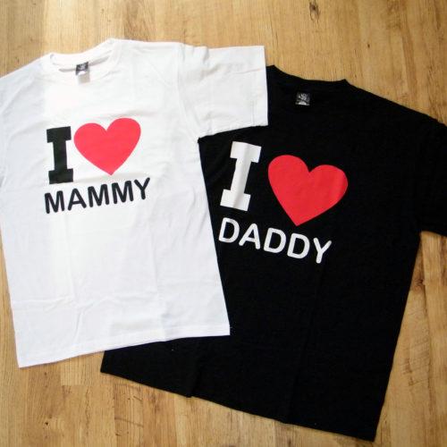 Reklamné tričká