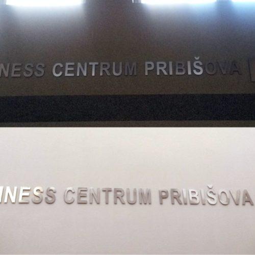 Bussines Centrum Pribišova
