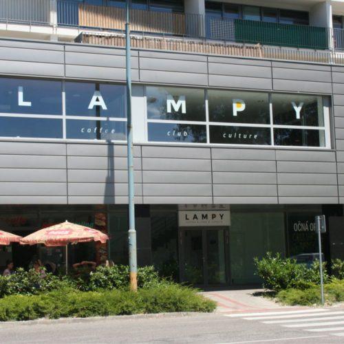 Club Lampy Bratislava