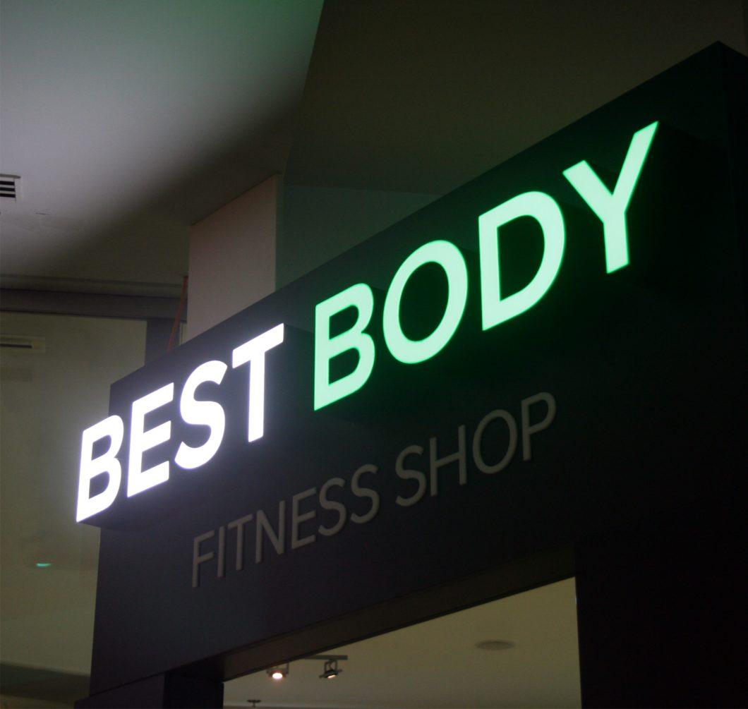Best Body Bratislava