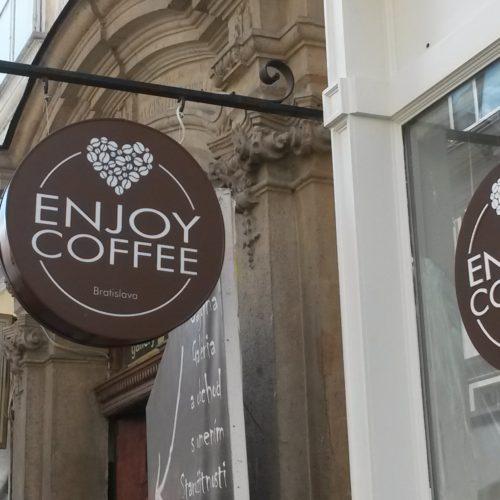 Enjoy Coffe Bratislava