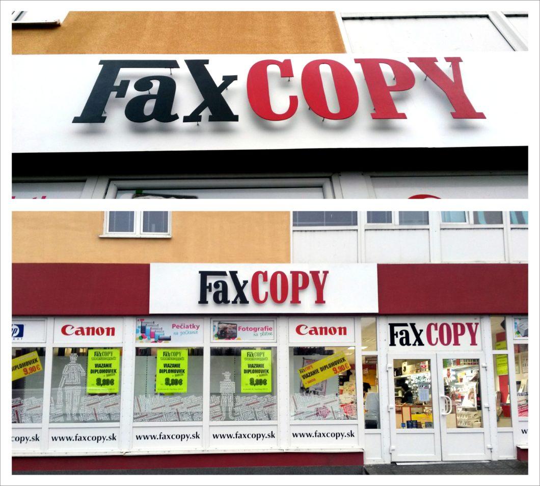 FaxCOPY Topolčany