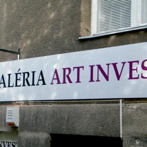 Galéria Art Invest Bratislava