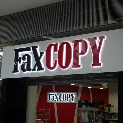 FaxCopy Borymall