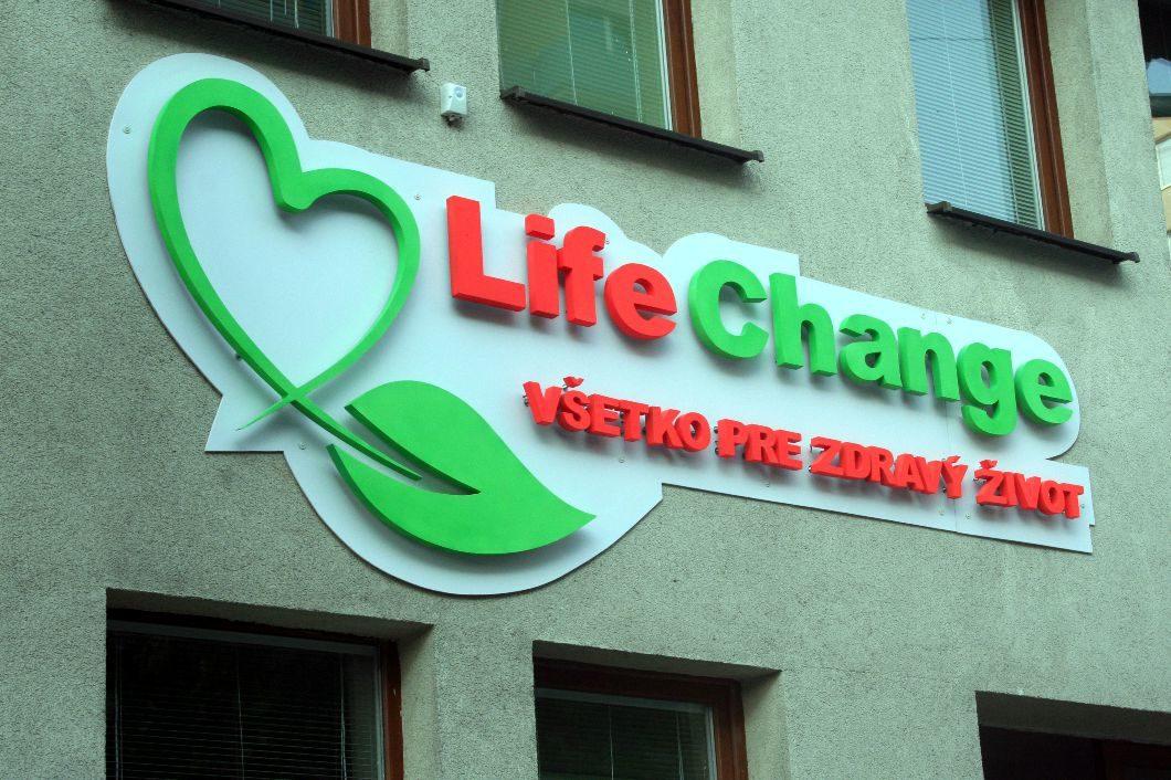 Life Change Hlohovec