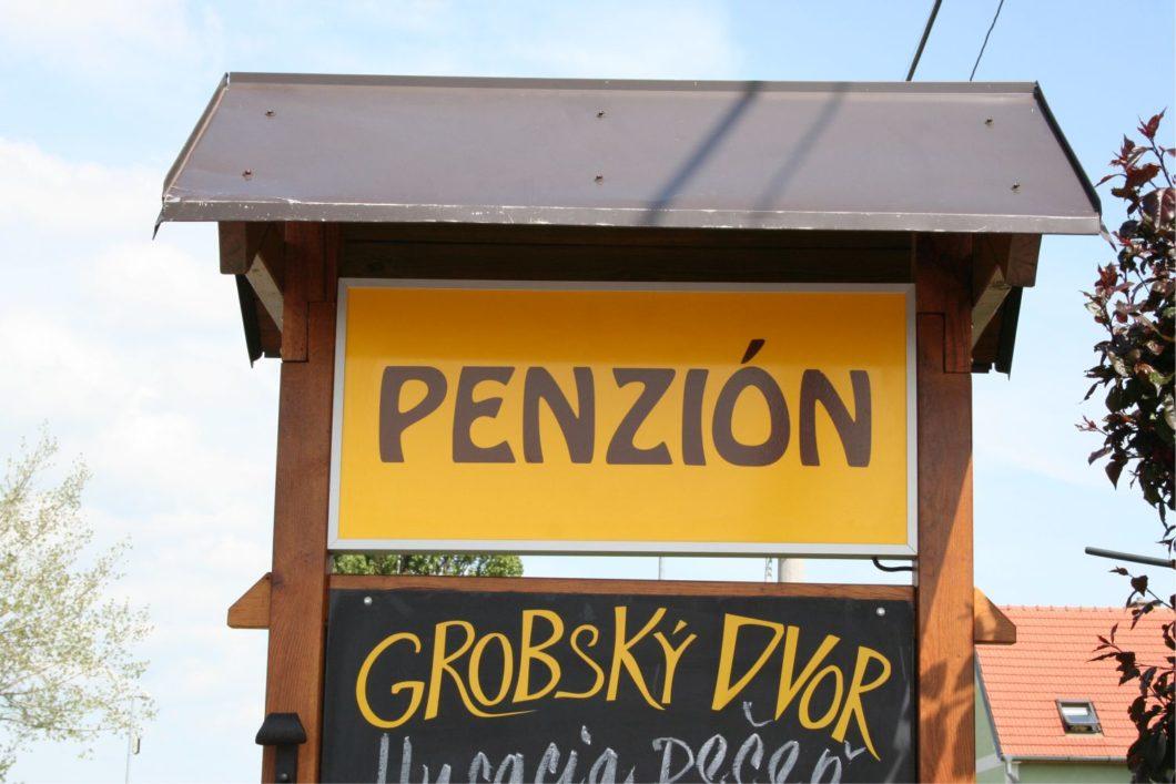 Penzion Grobský Dvor