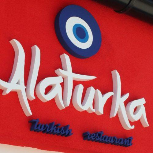 reštaurácia Alaturka