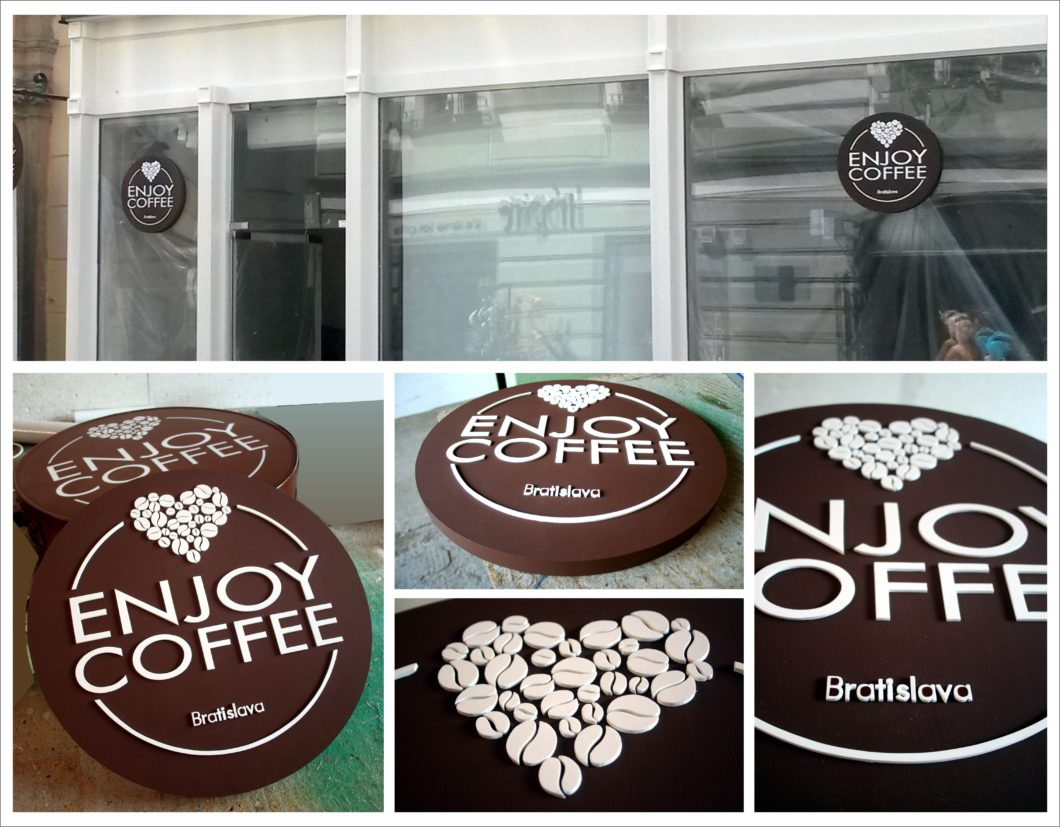 Enjoy coffee Bratislava