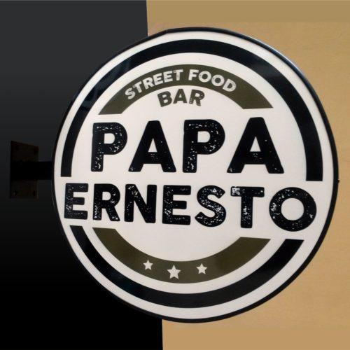 Papa Ernesto